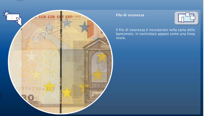 come riconoscere le banconote false