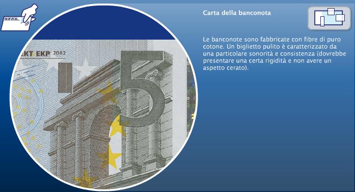 caratteristiche banconote