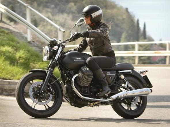 Le più belle moto italiane moto guzzi v7