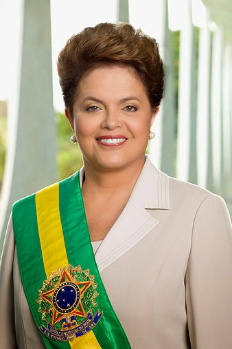 dilma rousseff donne importanti