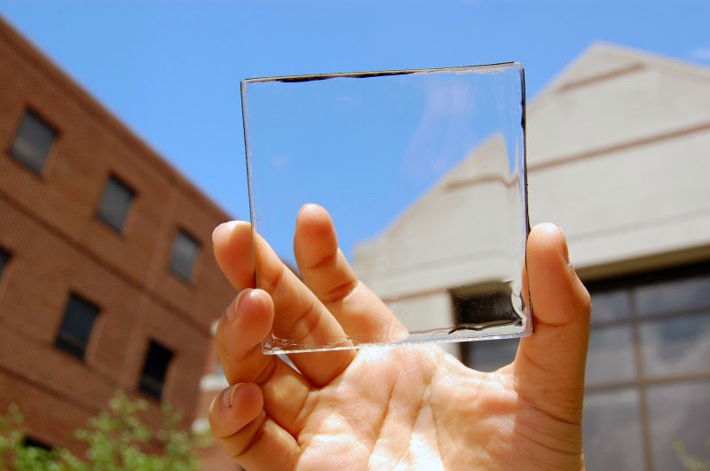Pannelli Fotovoltaici Trasparenti: una rivoluzione per l'energia