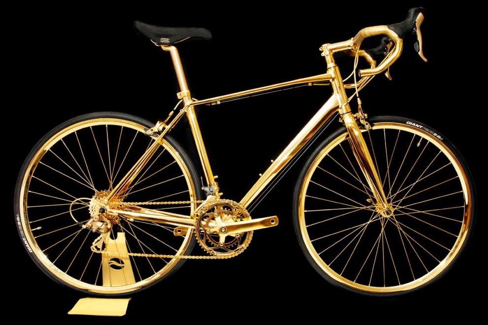 La bicicletta più costosa del mondo