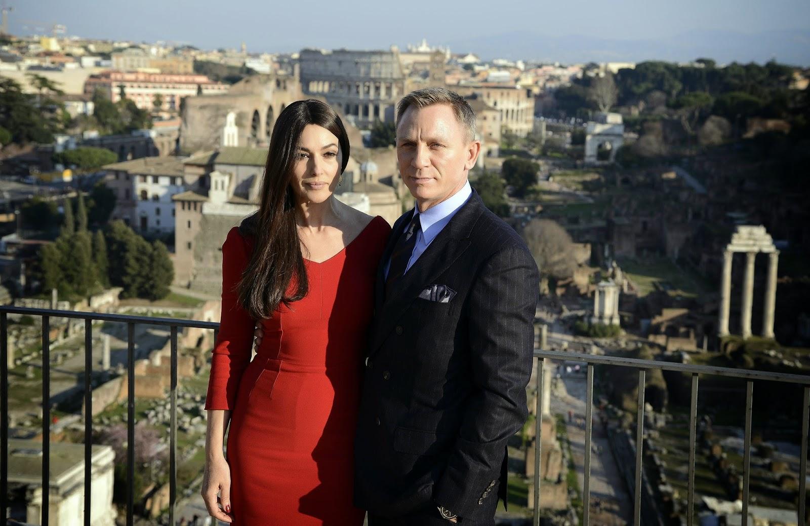 James Bond a Roma frutterà 16 milioni di euro