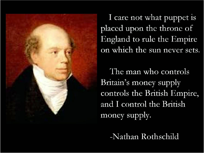 L'uomo più ricco d'Europa: Nathan Mayer Rothschild