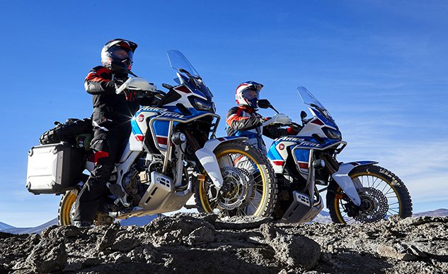 Honda Africa Twin 1000 adventure Sport 2018