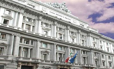 Cassa Depositi e Prestiti e Finanza Creativa con Costamagna-Gallia?