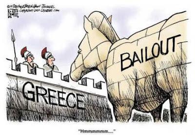 L' Economia in Grecia, gli effetti dell'euro e dell'Europa