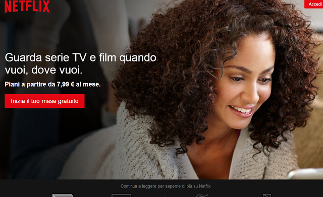 come guardare film gratis su netflix