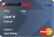 Carte prepagate per minori: UnicreditCard Click