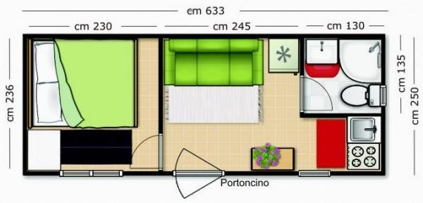 costruire una casa con giardino con pochi soldi