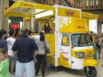 come diventare venditore ambulante di generi alimentari