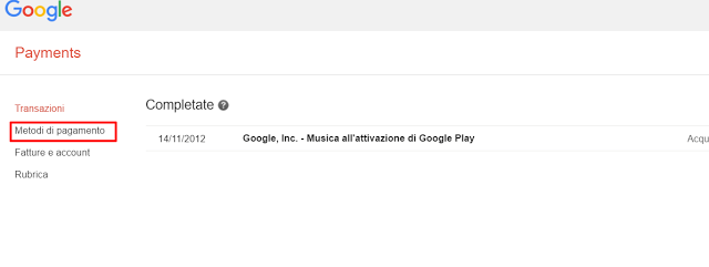 comprare film su youtube