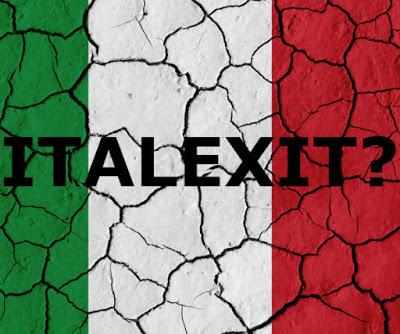 Italexit: Italia potrebbe essere il prossimo paese a lasciare l'Unione europea