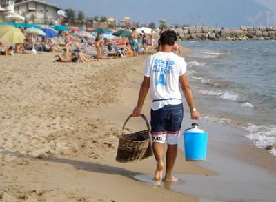Come guadagnare in estate al mare vendendo da mangiare