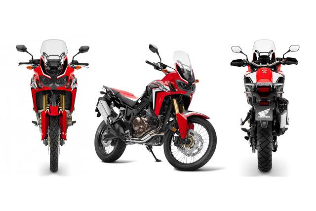 Honda Africa Twin opinioni recensione prova