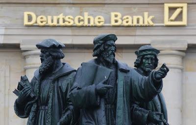 Deutsche Bank il rischio fallimento c'é? Intanto chiude