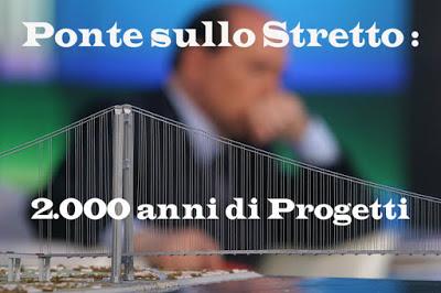 Ponte sullo Stretto di Messina: 2000 anni di storia di progetti