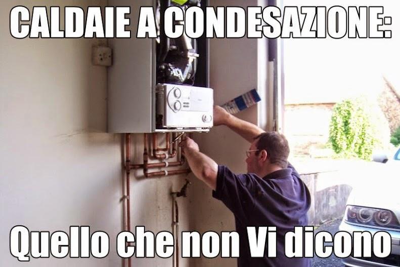 Caldaia a condensazione conviene montarla o no