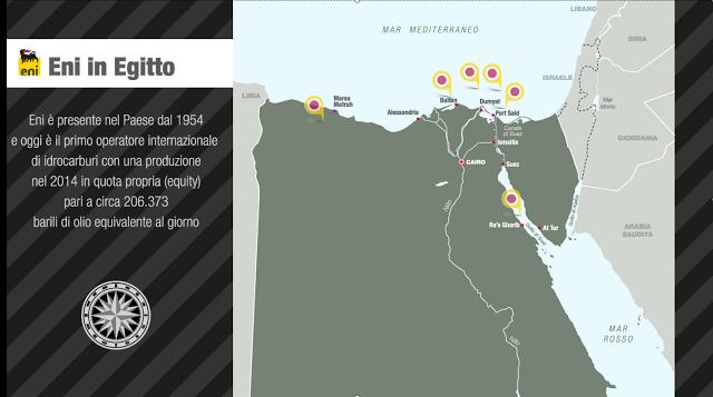 ENI: scoperto il più grande giacimento di petrolio del Mediterraneo