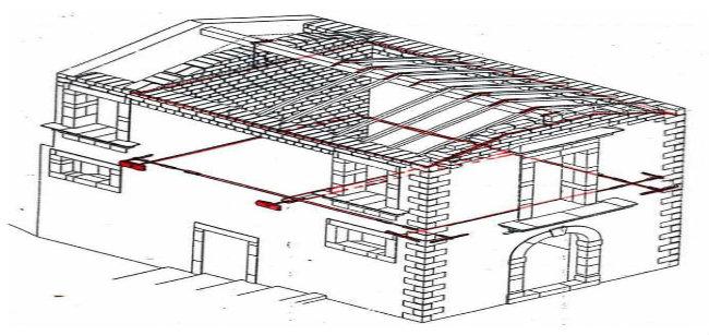 Come rendere antisismica la tua vecchia casa cosa c 39 da for Casa legno antisismica costo