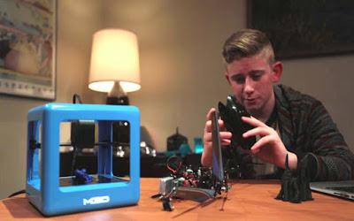 guadagnare con Stampante 3D a distanza: nuovi lavori online