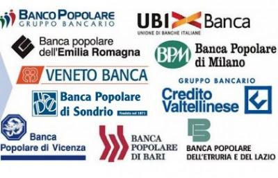 MPS e Banche Italiane 20 miliardi di aiuti di Stato per salvarle. Conseguenze su risparmiatori ed economia