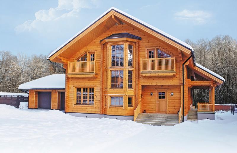 Quanto costa una casa in legno prefabbricata antisismica - Costo costruzione casa prefabbricata ...