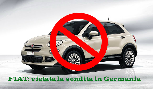 FIAT dieselgate: emissioni inquinanti dalla 500 X Multijet , che succede?