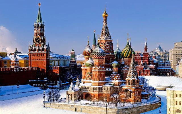 Russia: i documenti che servono per andare in vacanza in auto in Russia