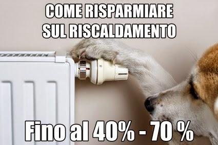 Come Risparmiare sul Riscaldamento e Bolletta del Gas - Economia Italia: lavoro, finanza, borsa ...