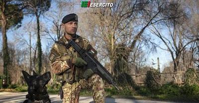 quant'è lo stipendio di un militare italiano