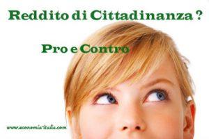 Reddito di Cittadinanza: Modulo, Isee, Requisiti 2019