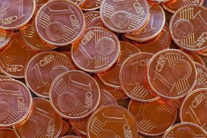 Quanto costa coniare monete da 1 centesimo e 2 centesimi