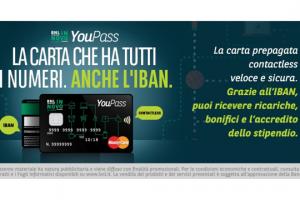 BNL YouPass: carta di credito prepagata per minori, conviene?