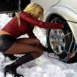 Pneumatici invernali e catene da neve: obbligo e caratteristiche