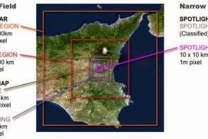 COSMO-SkyMed Satelliti militari italiani che controllano il Mediterraneo e Libia