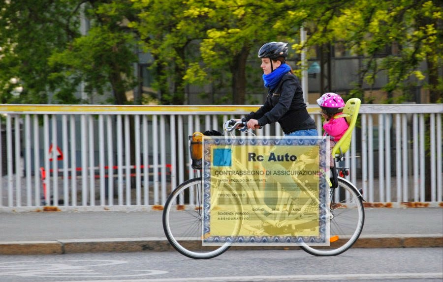 Targa alla bicicletta poi arriver il bollo e l - Assicurazione casa obbligatoria ...