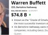 Come investire in Borsa, le 7 regole d'oro di Warren Buffett