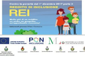 Rei Reddito di Inclusione Sociale