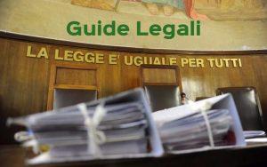 Guide legali: diritto penale e civile, come districarsi nella burocrazia