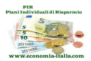 Come investire senza pagare le tasse: Piani Individuali di Risparmio PIR