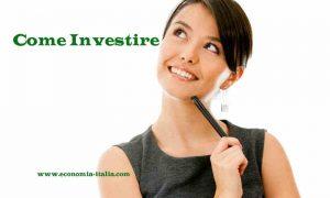 Come investire guida completa all'investimento per principianti