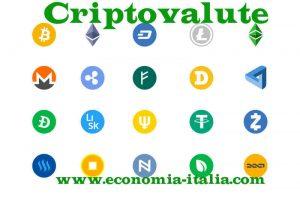 Criptovalute quotazioni Bitcoin e principali monete virtuali e opinioni