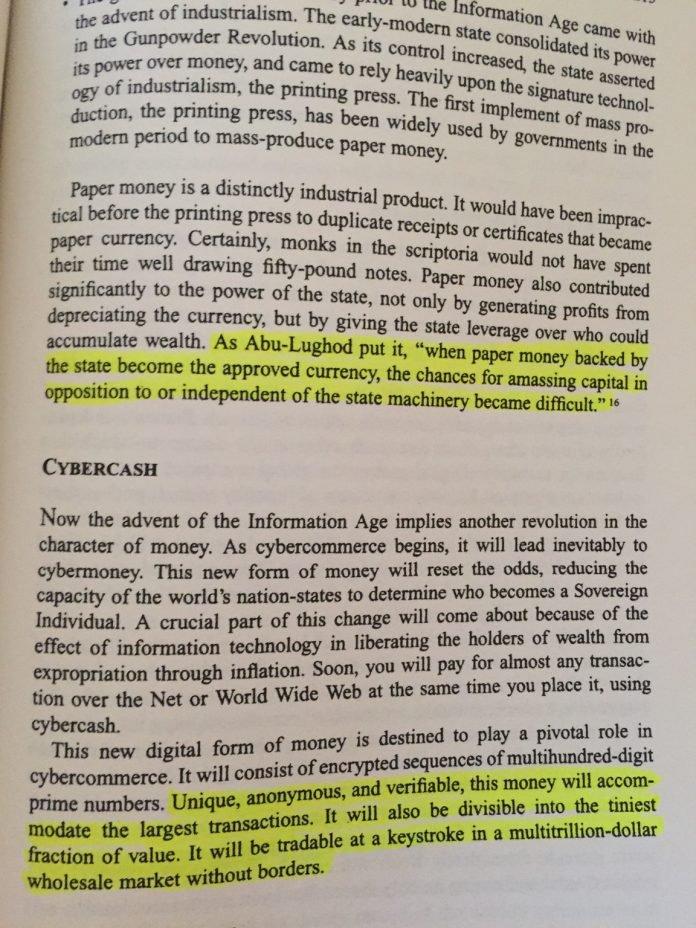 inventori dei bitcoin