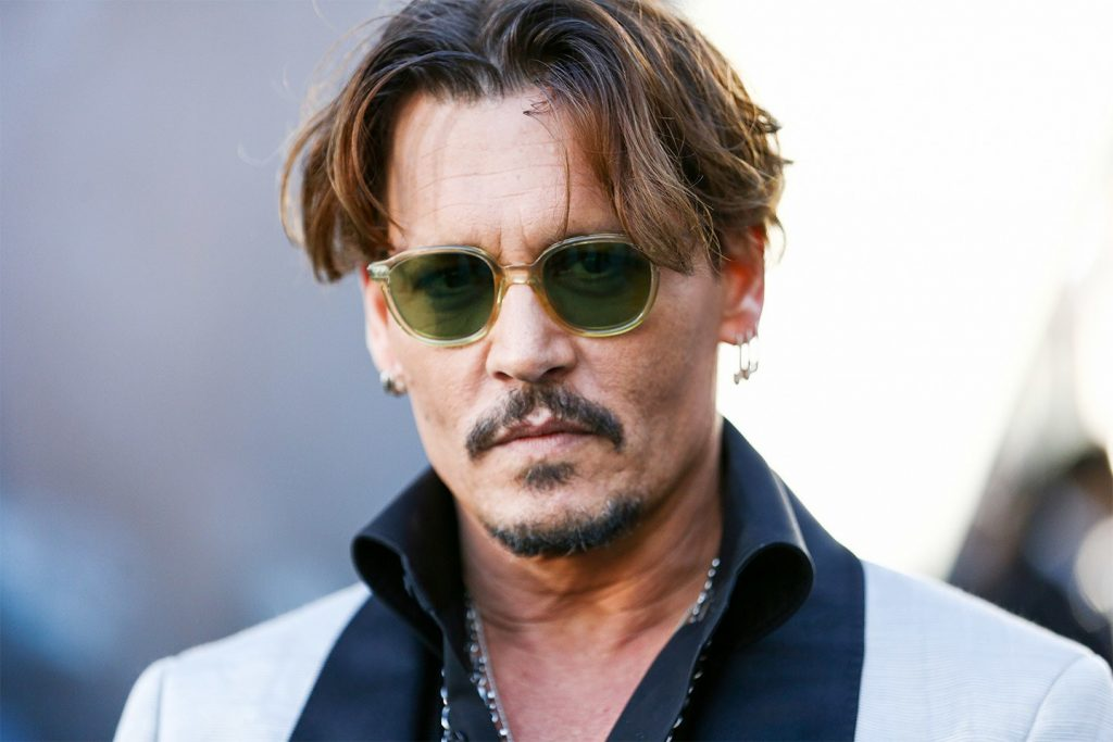 Johnny Depp ha guadagnato 1.1 miliardi di $ quest'anno