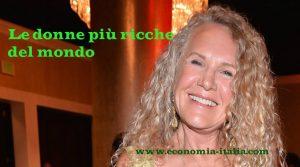 Donne più ricche del mondo Oprah Winfrey e le altre