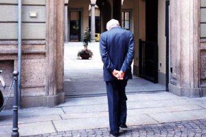 Enrico Cuccia: gli uomini più potenti d'Italia