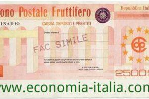 Comprare Buoni Fruttiferi Postali 2018: Rendimento, Calcolo, Conviene?