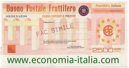 Conviene comprare i Buoni Fruttiferi Postali per investire, oggi?