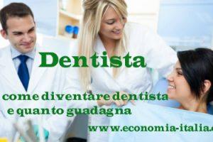 Quanto Guadagna un Dentista, Stipendio Mensile, Anni di Studio